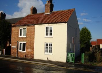 Thumbnail 2 bed cottage to rent in Main Road, Lincoln
