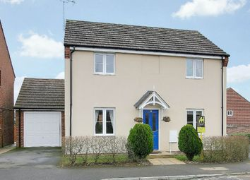 Thumbnail 3 bed detached house for sale in Cheviot Road, Andover