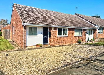 Thumbnail 2 bed bungalow for sale in Glenarm Crescent, Lincoln