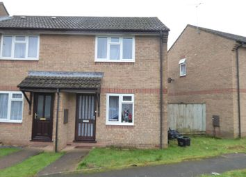 Thumbnail 2 bed terraced house to rent in Priory Road, Tiverton