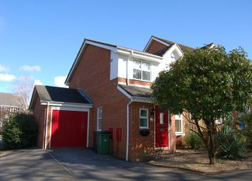 Thumbnail 3 bedroom detached house to rent in Heathside Park, Camberley