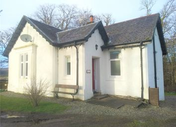 Thumbnail 2 bedroom detached house to rent in Kilfinan, Tighnabruaich, Argyll