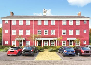 Thumbnail 2 bed flat for sale in Albany Hall, Worcester Park, Surrey