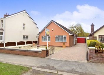 Thumbnail 2 bed detached bungalow for sale in Bradfield Road, Crewe