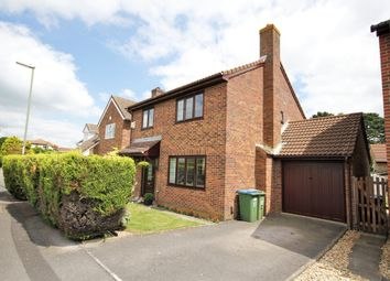 Thumbnail 4 bed detached house for sale in St. Cuthberts Lane, Locks Heath, Southampton