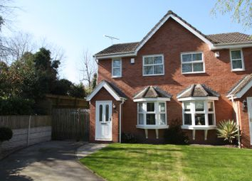 Thumbnail 2 bed semi-detached house to rent in Alvingham Close, Northwich