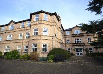Thumbnail 2 bed flat for sale in Brookview, Brook Lane, Alderley Edge