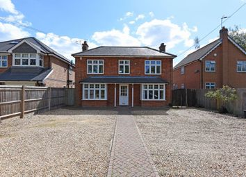 Thumbnail 4 bedroom detached house for sale in Reading Road, Chineham, Basingstoke