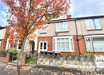 Thumbnail 3 bed terraced house for sale in Lindley Road, Coventry, West Midlands