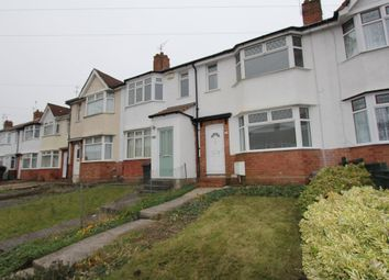 Thumbnail 2 bed terraced house to rent in Southmead Road, Westbury-On-Trym, Bristol