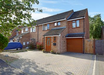 4 bed semi-detached house for sale in Betjeman Walk, Yateley GU46