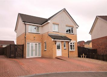 Thumbnail 4 bed detached house for sale in Ardmore Crescent, Airdrie