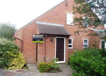 Thumbnail 1 bed property for sale in Albany Walk, Woodston, Peterborough