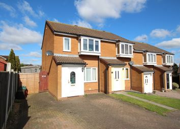 Thumbnail 2 bed end terrace house for sale in Barker Close, Lawford, Manningtree