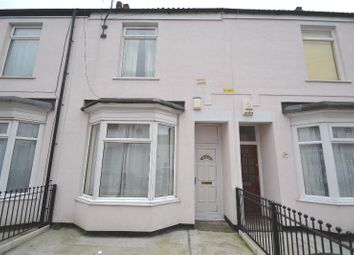 Thumbnail 2 bed terraced house to rent in 11 Carlisle Avenue, Albermarle Street, Hull