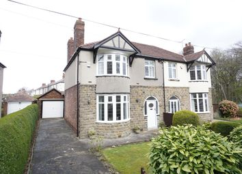 Thumbnail 3 bed semi-detached house for sale in Norton Lane, Norton, Sheffield
