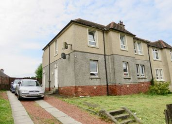 Thumbnail 3 bed flat for sale in Gartness Drive, Airdrie