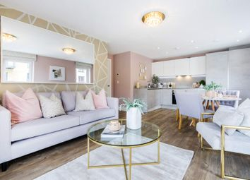 Thumbnail 2 bed flat for sale in Plot 75, Endle Street, Southampton