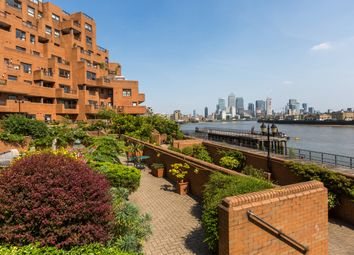 Thumbnail 3 bed flat for sale in Free Trade Wharf, The Highway, London