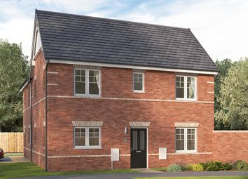 """Thumbnail 3 bed semi-detached house for sale in """"The Seabridge """" at St. Catherines Villas, Wakefield"""