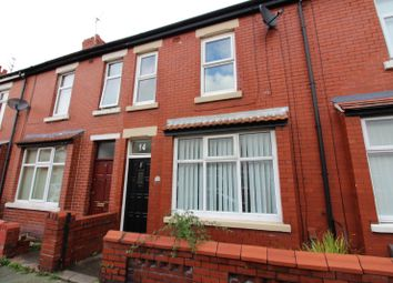 Thumbnail 3 bedroom terraced house to rent in Larbreck Avenue, Layton, Lancashire