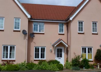 Thumbnail 2 bedroom terraced house to rent in Spindler Close, Grange Farm, Kesgrave