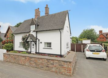 Thumbnail 2 bed cottage for sale in Stretton Road, Appleton Thorn, Warrington