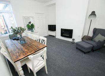 Thumbnail 3 bed flat for sale in Shrewsbury Terrace, South Shields