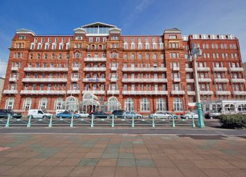 Thumbnail 1 bedroom flat to rent in Metropole Court, Kings Road, Brighton
