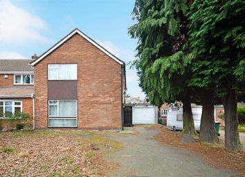 Thumbnail 3 bed semi-detached house for sale in Leamington Road, Styvechale, Coventry