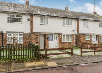 Thumbnail 2 bedroom terraced house for sale in Sleaps Hyde, Stevenage
