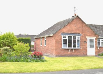 Thumbnail 2 bed bungalow for sale in Orchard Close, Middlewich