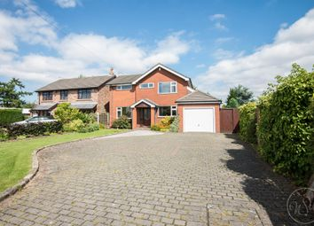 Thumbnail 6 bed detached house to rent in Wigan Road, Westhead, Ormskirk