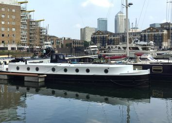 Thumbnail 2 bed flat for sale in Limehouse Marina, London, London