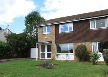 Thumbnail 3 bed semi-detached house to rent in Strawberry Hill, Bloxham