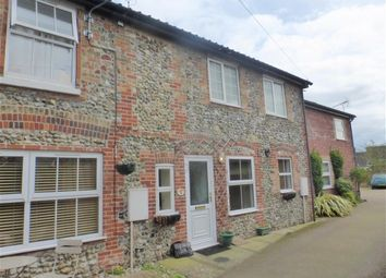 Thumbnail 2 bed cottage to rent in Connaught Mews, Attleborough