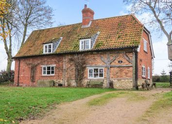 Thumbnail 4 bed detached house for sale in Graby, Sleaford