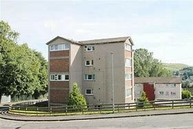 Thumbnail 2 bed flat to rent in Teviotdale Court, Hawick, Scottish Borders