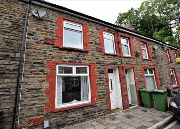 Thumbnail 3 bed terraced house for sale in Francis Street, Rhydyfelin, Pontypridd CF375Ld