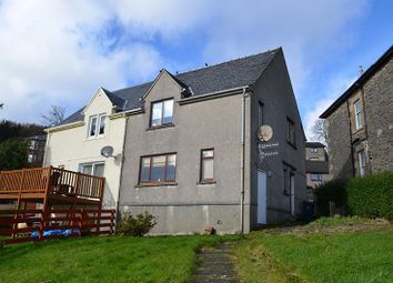 Thumbnail 3 bedroom semi-detached house for sale in North Campbell Road, Innellan, Argyll And Bute