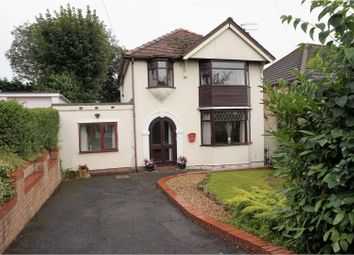Thumbnail 4 bed detached house for sale in Swireford Road, Helsby