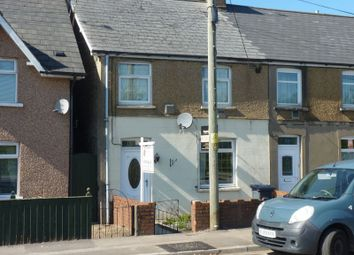 Thumbnail 3 bed end terrace house for sale in Stafford Road, Griffithstown, Pontypool