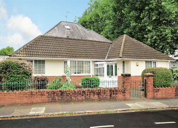 Thumbnail 2 bed detached bungalow for sale in St Ambrose Road, Heath, Cardiff