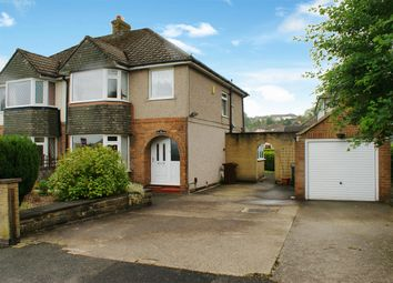 Thumbnail 3 bed semi-detached house for sale in Fell Lane, Keighley, West Yorkshire