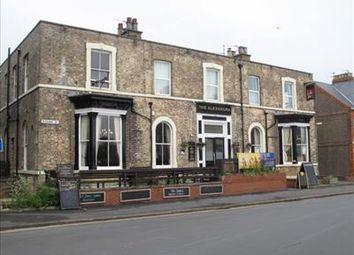 Thumbnail Pub/bar for sale in Alexandra Hotel, Railway Street, Hornsea