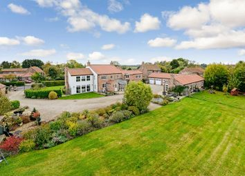 Thumbnail 5 bedroom detached house for sale in Moor Monkton, York
