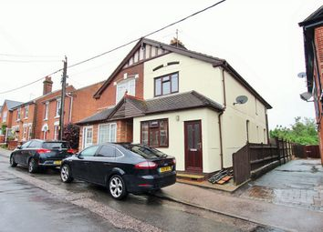 Thumbnail 4 bed semi-detached house for sale in Regent Street, Rowhedge, Colchester, Essex
