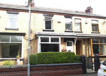 Thumbnail 3 bed terraced house for sale in Station Road, Kearsley