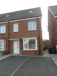 Thumbnail 3 bedroom semi-detached house to rent in Sorrel Close, Darlington