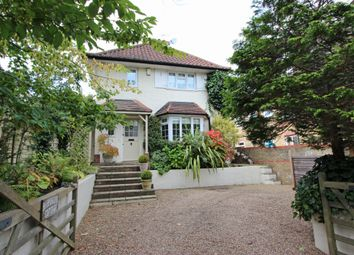 Thumbnail 4 bed detached house for sale in High Road, Chipstead, Coulsdon
